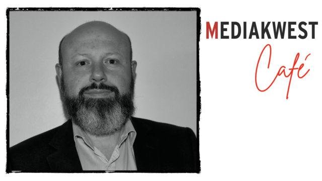 Mediakwest Café avec Yvan Le Verge © DR