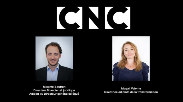 Deux nouvelles nominations au CNC © DR