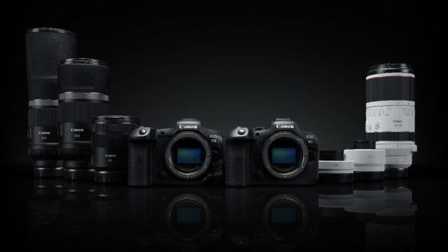 EOS R5 et R6 : la révolution Canon est en marche © DR