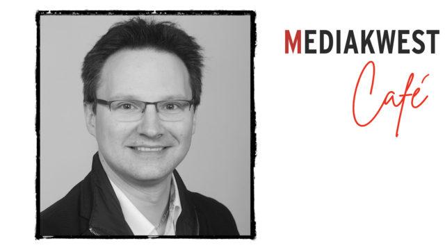 Mediakwest Café avec Franck Berger © DR