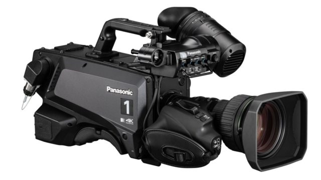 Caméras Studio AK-UC3300 ©DR