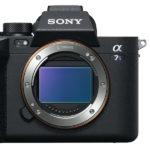 Le nouveau Alpha 7S III de Sony ©DR