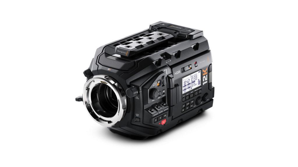 Un capteur Super 35 12K pour la nouvelle caméra Blackmagic URSA Mini pro ! © DR