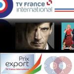 Les Prix Export TV France International révélés lors du Rendez-Vous Bi@rritz 2020 © DR
