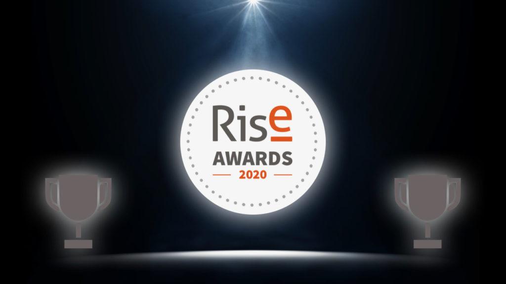 Mesdames, les inscriptions sont maintenant ouvertes pour les Rise Awards 2020 ! © DR
