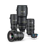 Quatre nouveaux optiques ARRI Signature Zoom : un nouveau système de zooms Ciné inégalé © DR