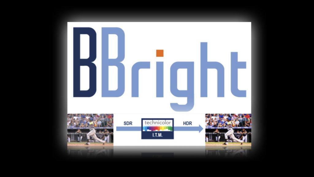 Live HDR : BBright et Technicolor simplifient la production © DR