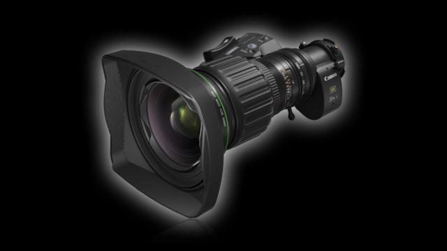 Nouveau zoom Canon : le CJ20ex5B © DR