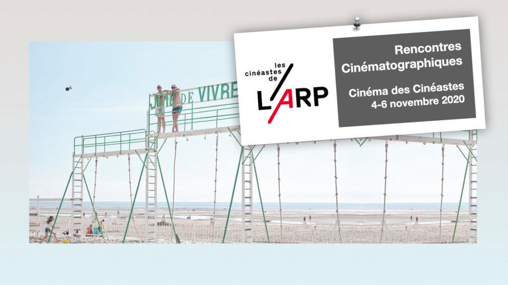 Les Rencontres Cinématographiques de L'ARP se dérouleront finalement à Paris © DR