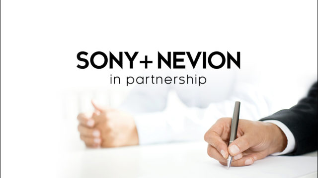 Sony Acquires Nevion to Enhance its Portfolio of End-to-End IP/Cloud- based Production Solutions for Broadcasting © DR