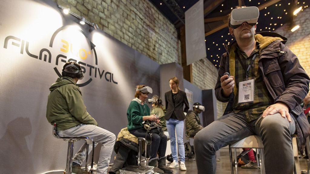 Le 360 Film Festival dévoile son Jury et sa sélection d'expériences en compétition © Emmanuel Nguyen Ngoc