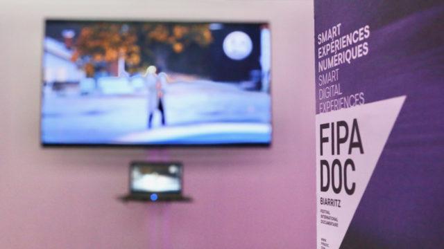 Appel à projets pour le Smart Lab #2 du Fipadoc et de l'INA © Nathalie Klimberg
