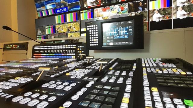 TV2000 sélectionne les solutions IP de Sony pour optimiser une infrastructure compatible UHD et HDR © DR