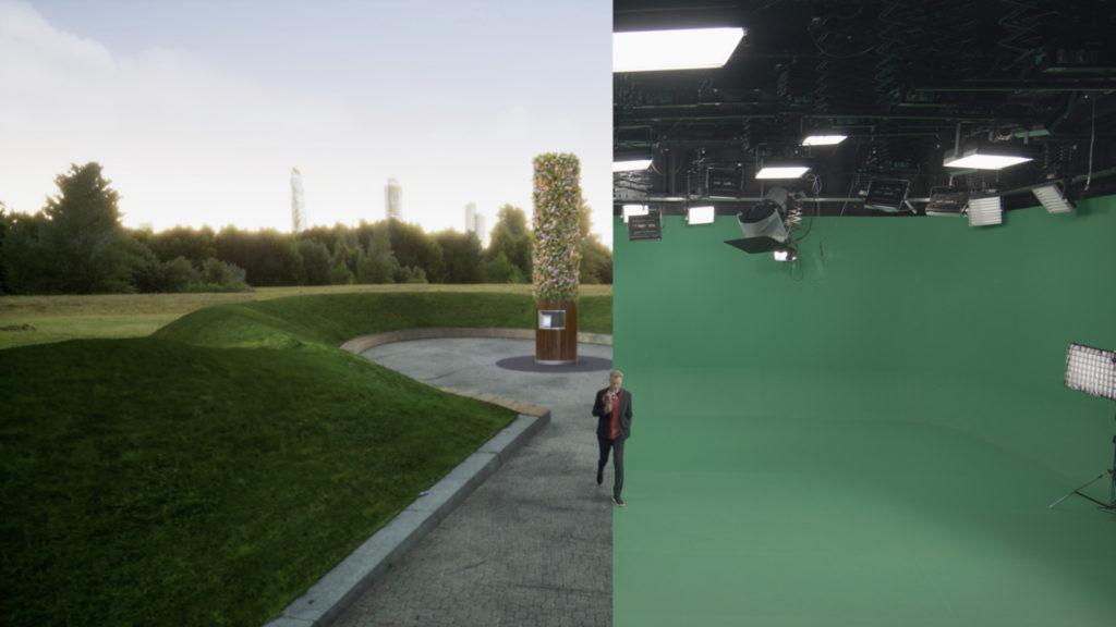 Productions virtuelles en temps réel : de nouvelles offres signées MR Factory et Blackmagic Design © DR