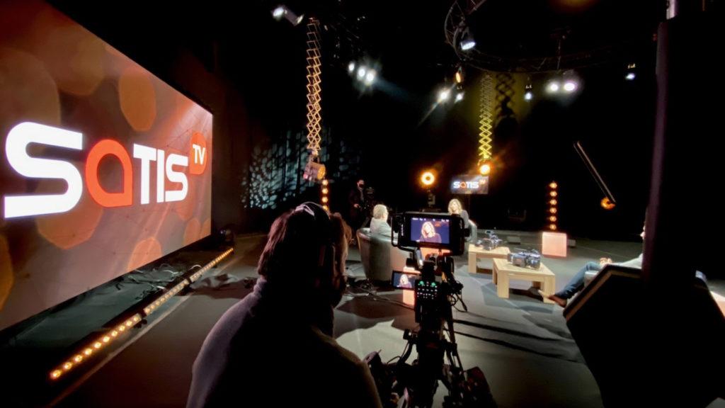 La SATIS TV remporte tous les suffrages ! © Philippe Monpontet
