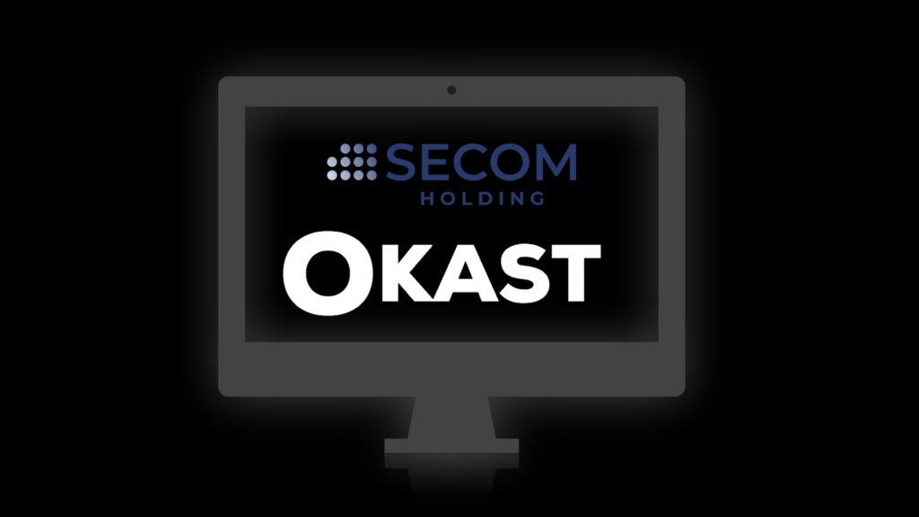 SECOM fait appel à OKAST pour ses services OTT (My Zen TV, Melody tv et Melody d'Afrique) © DR