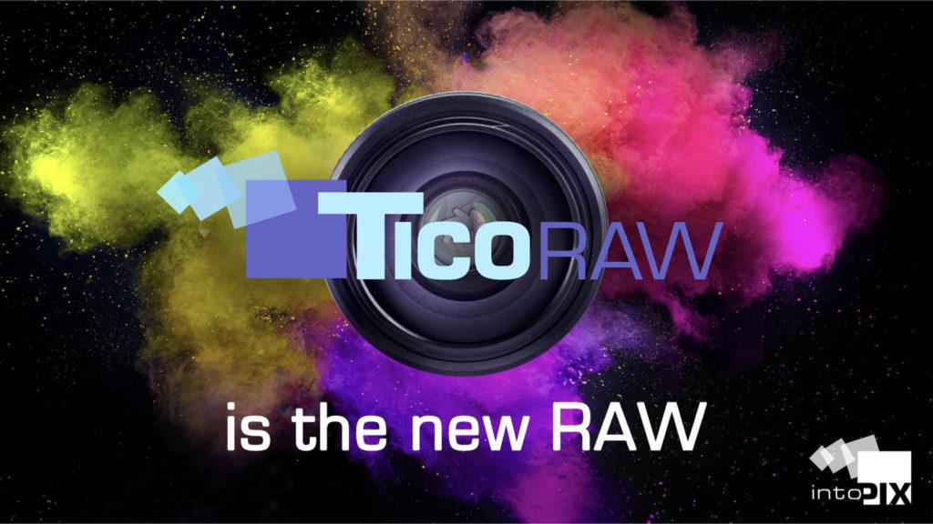 intoPIX présente les solutions TICO-RAW améliorant les workflows d'image RAW © DR