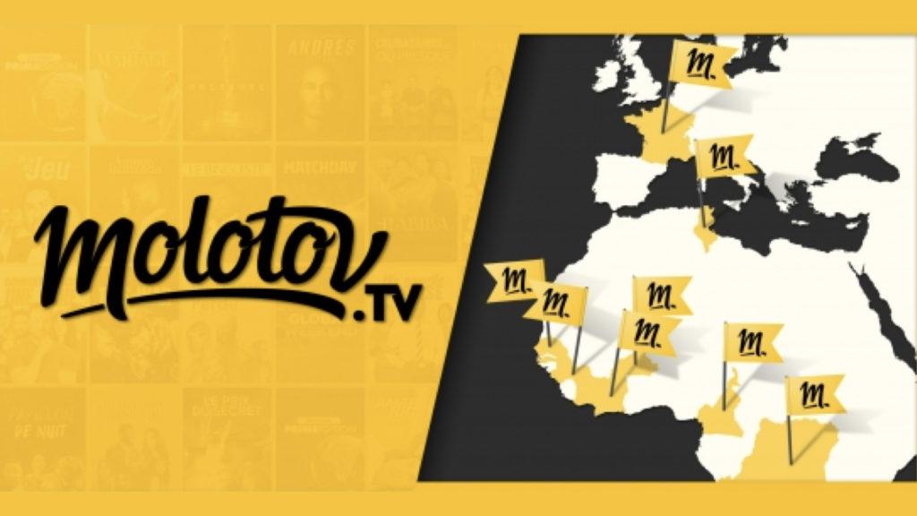 Molotov poursuit sa croissance à l'international © DR
