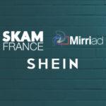 SHEIN utilise la solution de placement de produits Mirriad de FranceTV Publicité dans la série SKAM © DR