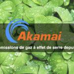 Les efforts d'Akamai en matière de développement durable publiés dans son rapport 2020 © Illustration Quentin Rey on Unsplash