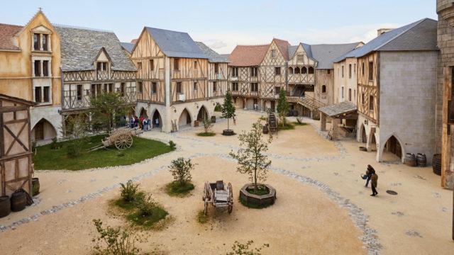 Épique Studio se déploie sur 55 hectares au Puy du Fou © DR