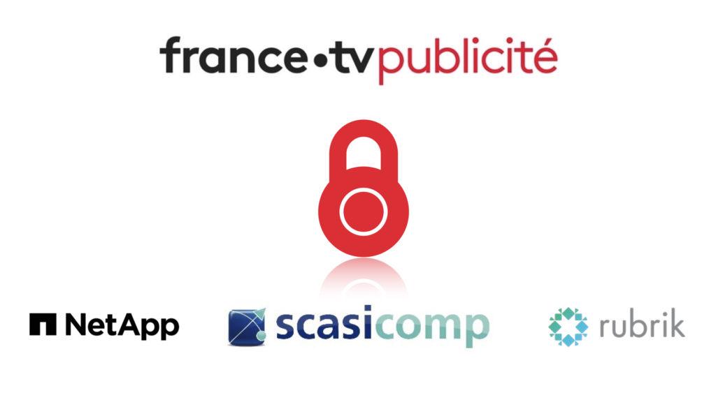 France Télévisions Publicité sécurise ses données sensibles © DR