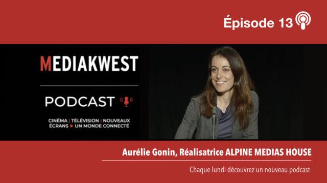 Aurélie Gonin, réalisatrice en altitude mais les pieds sur terre © DR
