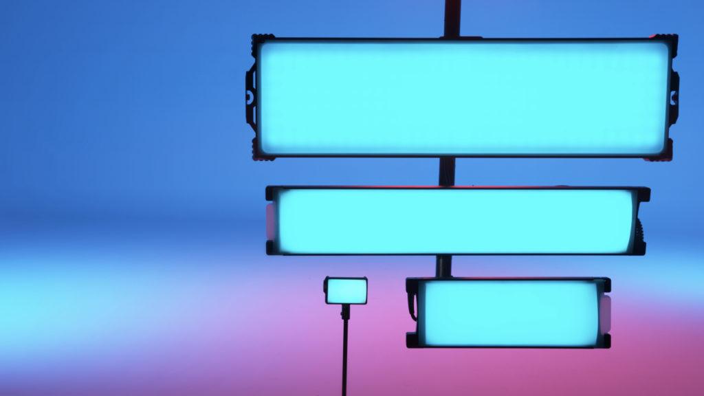 Une nouvelle lumière LED chez Rosco, le « DMG DASH » © DR