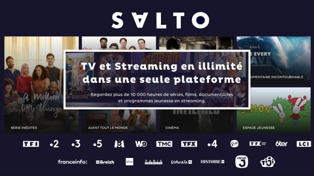 Salto choisit la startup française Nomalab pour l'approvisionnement et la validation technique de ses contenus © DR