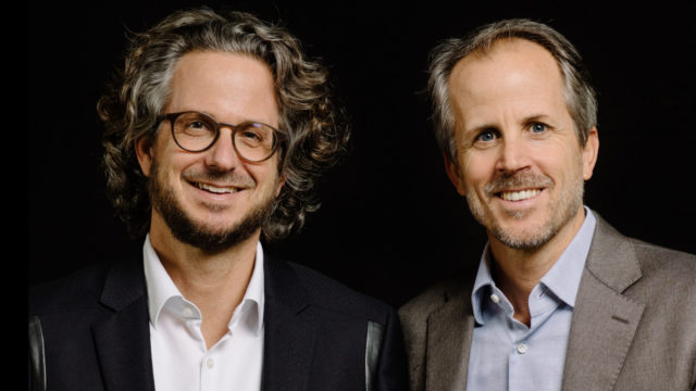 Andreas et Daniel Sennheiser Co-CEO © DR