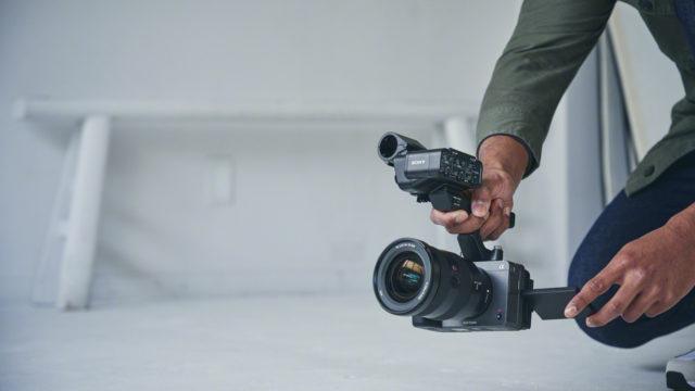 Sony FX-3, la petite dernière © DR