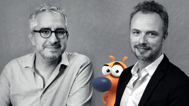 Jérémie Fajner et Clément Calvet, cofondateurs du Groupe Superprod © DR