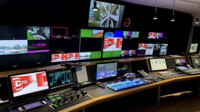 Réorganisation totale du workflow de Telebasel, la plus anciennes des chaînes privées Suisse © DR