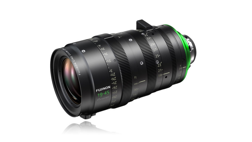 Le zoom FUJINON Premista 19-45mm enfin disponible © DR