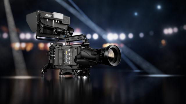 AMIRA Live d'ARRI conçue pour les applications multi-caméras © DR
