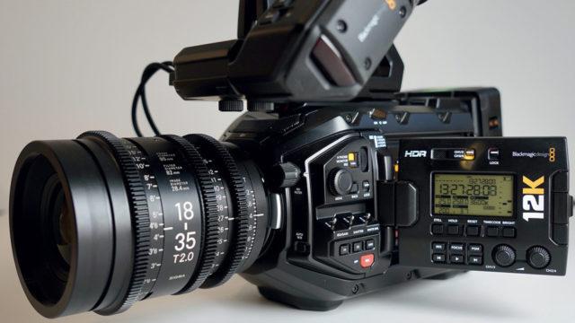 Une caméra polyvalente aux capacités de prise de vue étonnantes. © DR