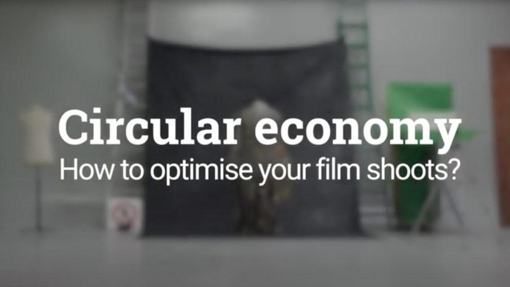 Circul'Art 2 : la filière Image passe au donut et à l'économie circulaire éco-responsable ! © DR