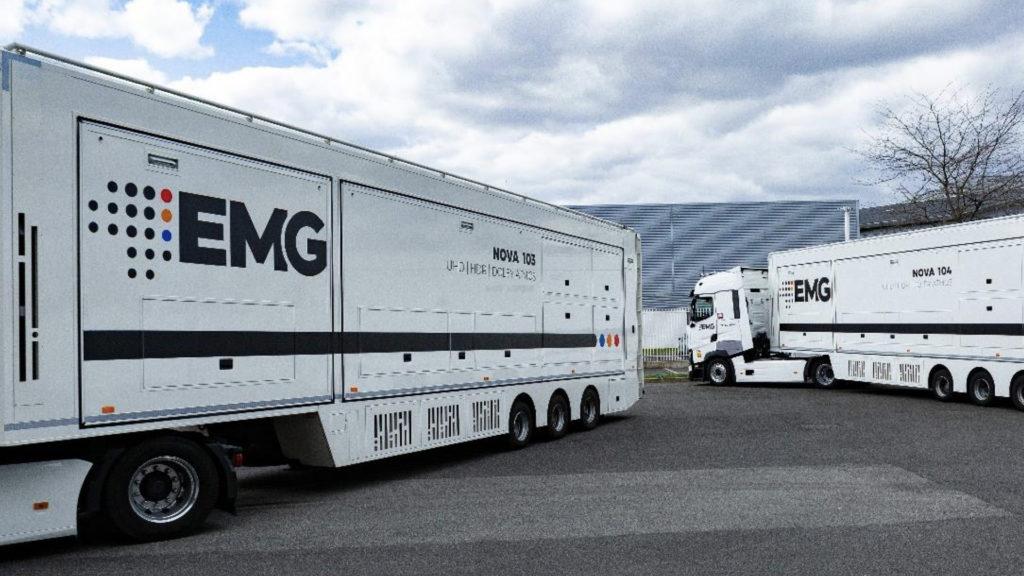 Euro Media Group devient EMG et dévoile son nouveau logo © DR