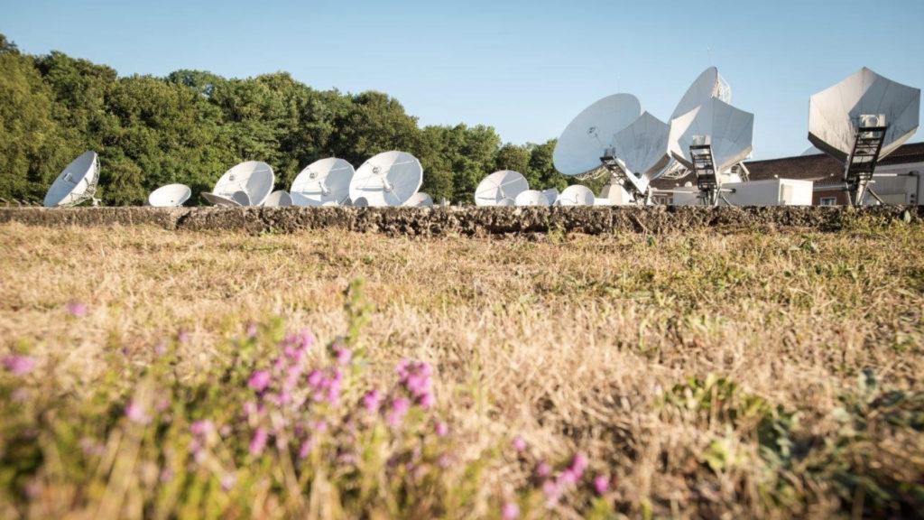 Sécurité : Globecast obtient la certification ISO 27001 pour son téléport de Paris © DR