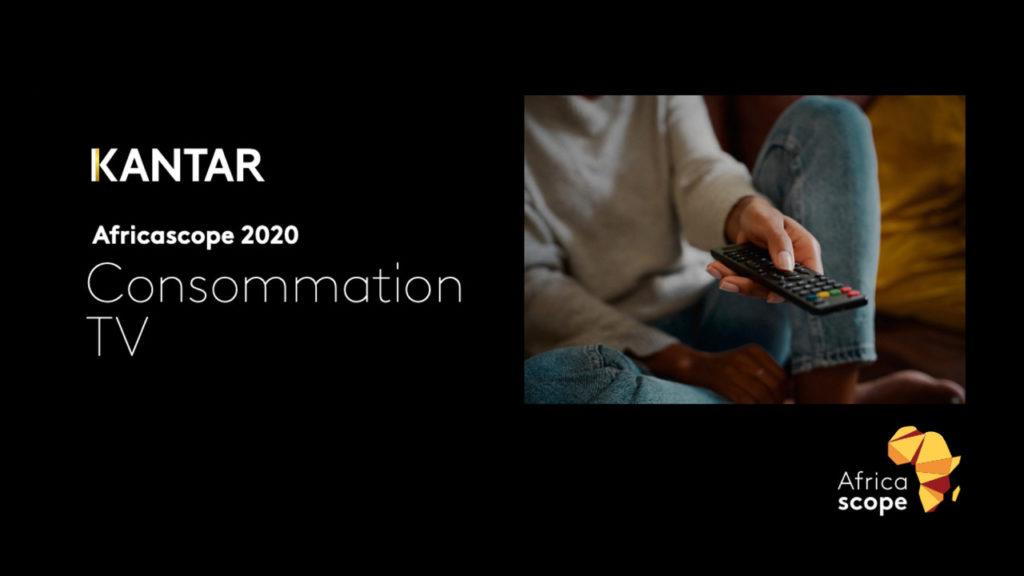 Africascope 2020 : l'étude Kantar qui distille les pratiques média en Afrique Sub-saharienne © DR