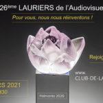 Les 26e Lauriers… c'est demain ! © DR