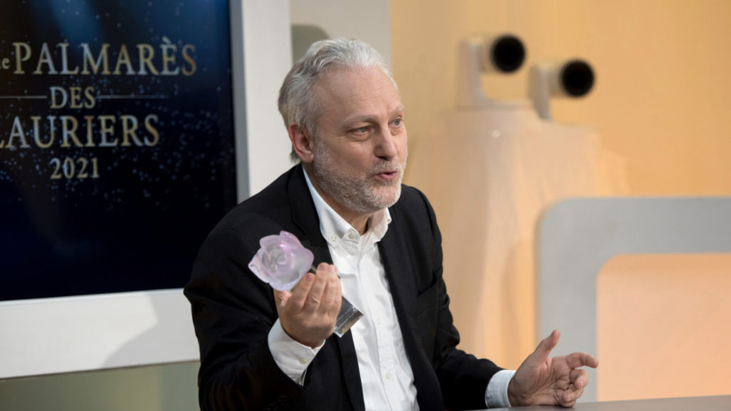 Yves Bigot - Laurier d'Or © DR