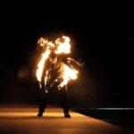 Moloch on fire © CALT STUDIO / Sofie Silberman