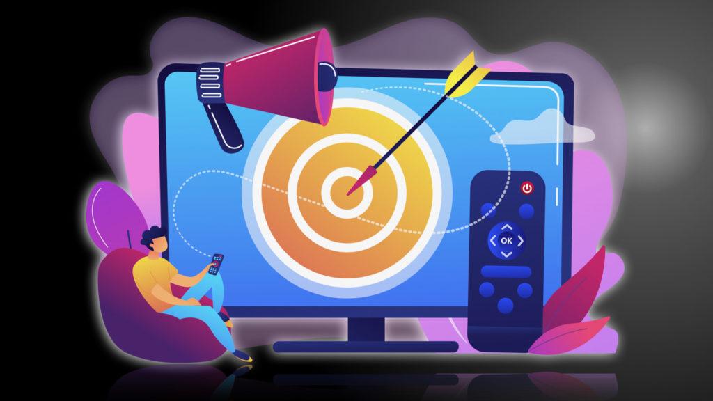 La publicité segmentée au secours des chaînes TV © DR