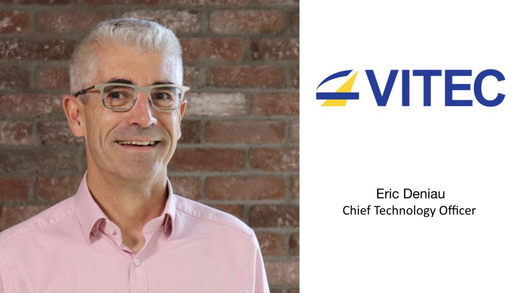 Eric Deniau, nouveau directeur de la technologie chez Vitec © DR