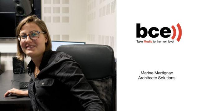 BCE France accueille Marine Martignac en tant qu'Architecte Solutions © DR