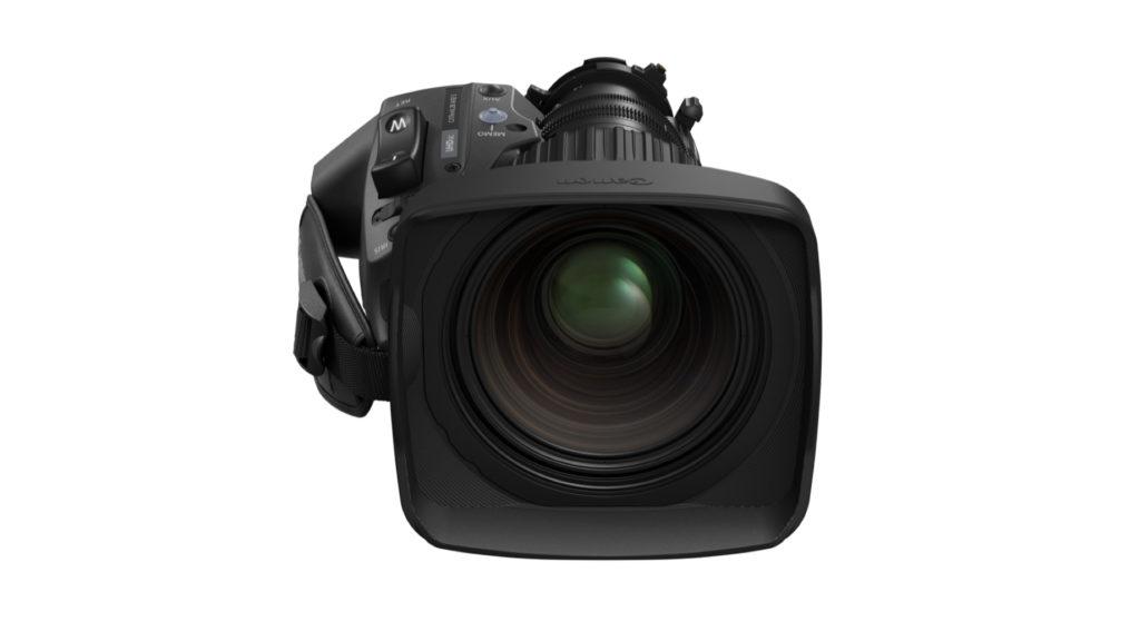 Canon dévoile un objectif Broadcast BCTV avec une large plage de focales © DR