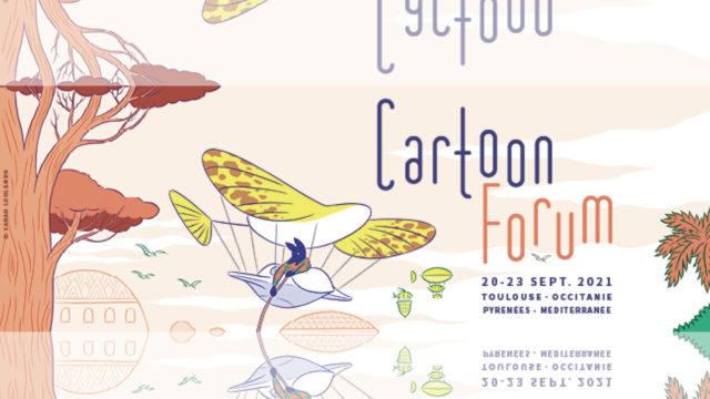Dernière ligne droite pour soumettre votre projet au Cartoon Forum © DR