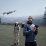 Le drone DJI Air 2S fait forte impression entre qualité d'image incroyable et performances de vol impressionnantes © DR