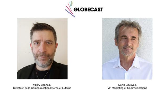 Deux nouvelles nominations chez Globecast © DR
